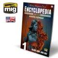 AMMO書籍[AMIG6221]エンサイクロペディア・オブ・フィギュアモデリングテクニック Vol.1:色・形・光