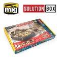 AMMO[AMIG7703]ソリューションボックス 04:WW.II ドイツ軍戦闘車両 (後期)