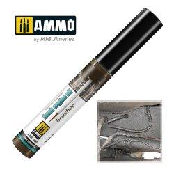 画像1: AMMO[AMIG1800]エフェクトブラッシャー  フレッシュエンジンオイル