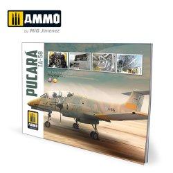 画像1: AMMO書籍[AMIG6025]IA-58 プカラ  ビジュアルモデラーズガイド