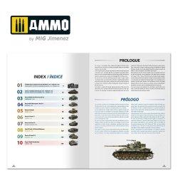 画像2: AMMO書籍[AMIG6037]第二次世界大戦初期のドイツ戦車 の塗装法