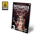 AMMO書籍[AMIG6223]エンサイクロぺディア・オブ・フィギュア  モデリングテクニック Vol. 3: 組立・様式・スペシャルテクニック