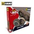 AMMO[AMIG7808]ソリューションセット: トラック & ホイール