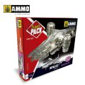 AMMO[AMIG7809]ソリューションセット: メタリックカラー
