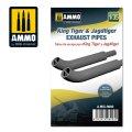 AMMO[AMIG8093]1/35 キングタイガー & ヤークトタイガー用 排気管