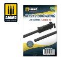 AMMO[AMIG8097]1/35 ブローニング M1919 機関銃 .30 cal