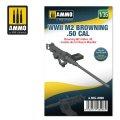 AMMO[AMIG8098]1/35 ブローニング M2 .50cal (WW.II)
