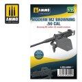 AMMO[AMIG8099]1/35 ブローニング M2 .50cal (現用)