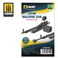AMMO[AMIG8105]1/35 DShK 重機関銃