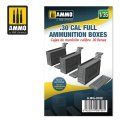 AMMO[AMIG8108]1/35 .30cal 弾薬箱 (弾薬入り)