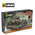 AMMO[AMIG8503]1/16 1号戦車 ブレダ スペイン内戦