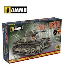 画像1: AMMO[AMIG8503]1/16 1号戦車 ブレダ スペイン内戦