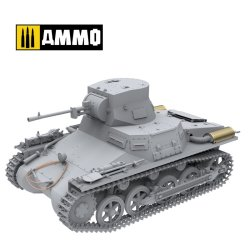 画像2: AMMO[AMIG8503]1/16 1号戦車 ブレダ スペイン内戦