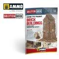 AMMO書籍[AMIG6510]ウェザリングソリューションブック:レンガ建築の塗装法