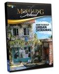 AMMO書籍[AMIG6215]書籍 モデリングスクール:市街地情景を作る