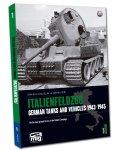 AMMO書籍[AMIG6261]書籍 イタリア戦線:ドイツ軍戦闘車輌1943-1945 Vol.1