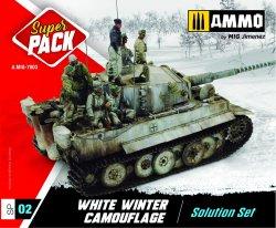 画像4: AMMO[AMIG7803]冬季迷彩ウェザリングセット