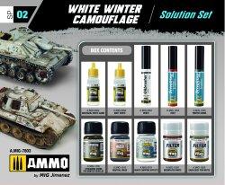 画像3: AMMO[AMIG7803]冬季迷彩ウェザリングセット