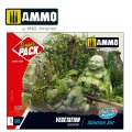 AMMO[AMIG7806]ソリューションセット:植物