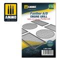 AMMO[AMIG8089]1/35 パンター A/D型用エンジングリル