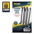 AMMO[AMIG8090]1/35 パンター用排気管