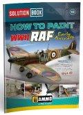 AMMO書籍[AMIG6522]ソリューションブック: WW.II RAF航空機 (初期)