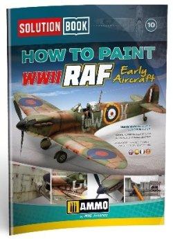 画像1: AMMO書籍[AMIG6522]ソリューションブック: WW.II RAF航空機 (初期)
