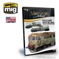 AMMO書籍[AMIG6250]モデリングスクール:鉄道模型の塗装法