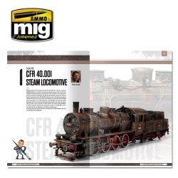 画像2: AMMO書籍[AMIG6250]モデリングスクール:鉄道模型の塗装法