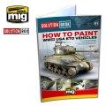 AMMO[AMIG6500]ソリューションブック:WW.II ヨーロッパ戦線の米軍車両