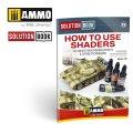 AMMO書籍[AMIG6524]ソリューションブック:シェーダーを使用したウェザリングテクニック