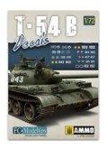 AMMO[AMIG8062]1/72 T-54B用デカール