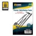 AMMO[AMIG8136]1/35 38(t)/ヘッツァー用車載工具セット