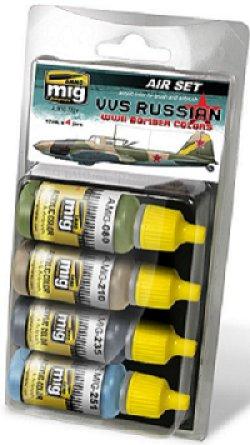 画像1: AMMO[AMIG7224]WW.II VVS (ソ連空軍) 爆撃機用カラーセット