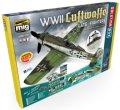 AMMO[AMIG7702]ソリューションボックス: WW.II ドイツ空軍戦闘機 (後期)