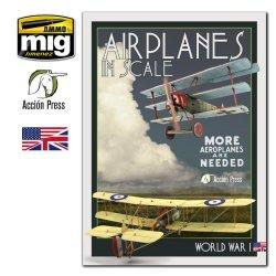画像1: AMMO書籍[EURO0027]エアプレーン イン スケール Vol.3: 第一次世界大戦