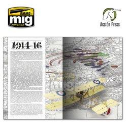 画像2: AMMO書籍[EURO0027]エアプレーン イン スケール Vol.3: 第一次世界大戦