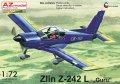 AZモデル[AZM7609]1/72 ズリーン Z-242L 「グル」
