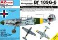 AZモデル[AZM7625]1/72 Bf109G-6「スロバキア」リミテッドエディション