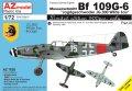 AZモデル[AZM7628]1/72 Bf109G-6「JG.300パートIII」リミテッドエデ