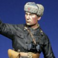 Alpine Miniatures[AM16002]ロシア軍将校(WW2)