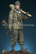 Alpine Miniatures[AM16042]1/16 WWII 独 第28猟兵師団「鉄十字師団」立像