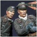 Alpine Miniatures[AM35028]1/35 ドイツ戦車兵セット(WW2 初期)