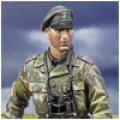 Alpine Miniatures[AM35030]1/35 武装SS 戦車兵将校