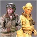 Alpine Miniatures[AM35035]1/35 アメリカ戦車兵セット(冬服)
