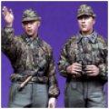 Alpine Miniatures[AM35044]1/35 SS戦車兵偵察セット