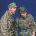 Alpine Miniatures[AM35053]1/35 アメリカ戦車兵セット(WW2)