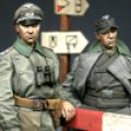 Alpine Miniatures[AM35056]1/35 ドイツ将校セット(WW2)