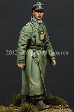 画像3: Alpine Miniatures[AM35137]WWII 独 第一装甲師団将校 #2