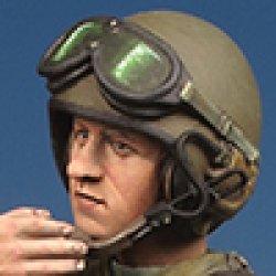 画像1: Alpine Miniatures[AM35160]1/35米戦車兵 ベトナム戦争 #1